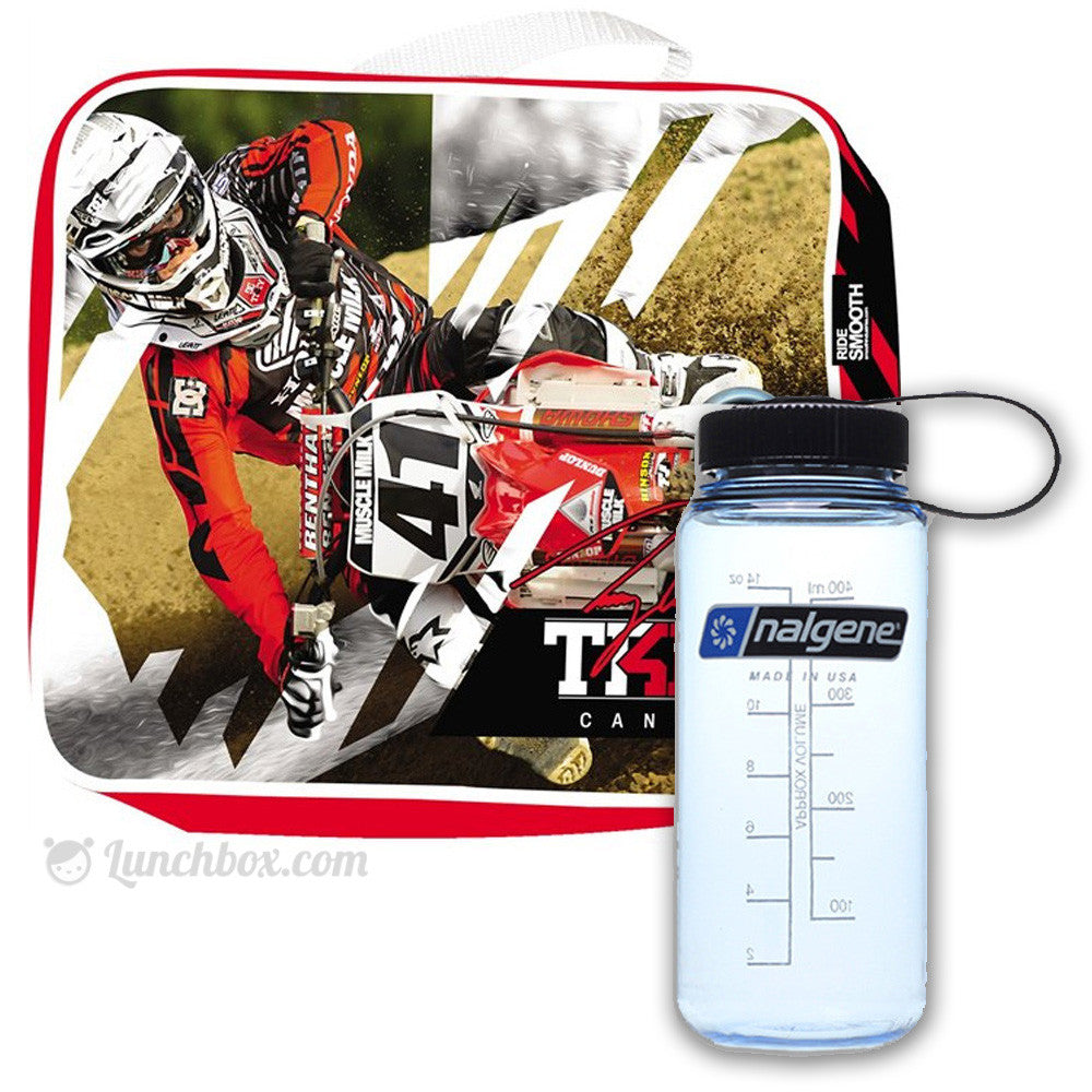 Trey Canard Lunchbox with Drink Bottle