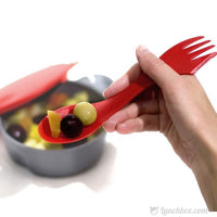 Light My Fire Tritan Spork with Knife