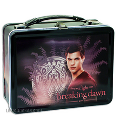 Twilight Breaking Dawn - Jacob - Lunchbox and Insulated Bottle