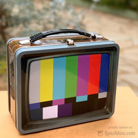Vintage TV Lunch Box