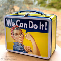 We Can Do It Lunch Box