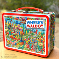 Where's Waldo Lunch Box