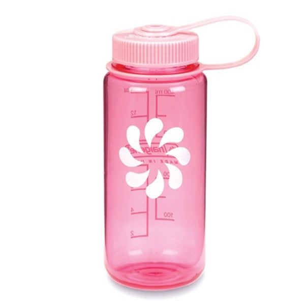 Nalgene Wide Mouth - Pink - Drink Bottle