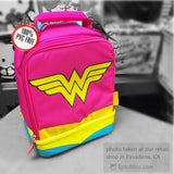 Wonder Woman Insulated Lunchbox