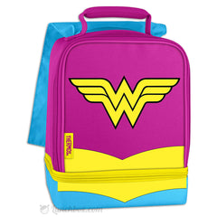 Wonder Woman Insulated Lunch Box