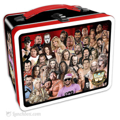 Wrestling Legends Lunch Box