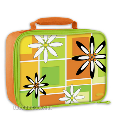 Yellow Daisies Lunchbox