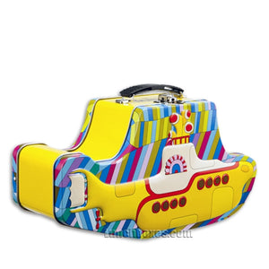 The Beatles - Yellow Submarine - Embossed Tote