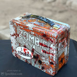 Zombie Metal Lunchbox