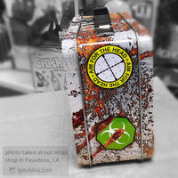Zombies Metal Lunchbox