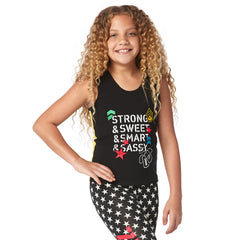 Strong & Sweet Racerback