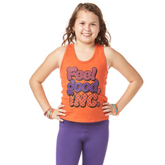 Zumba Feel Good Racerback