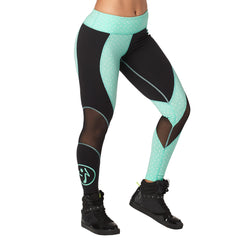 Zumba Hero Ankle Legging