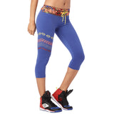 Zumba Power Capri Leggings