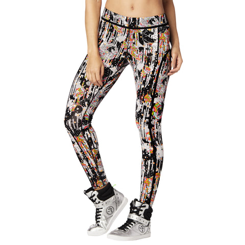 Dream Piped Ankle Leggings