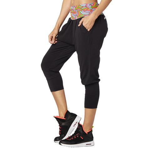 Zumba Dream Capri Harem Pants