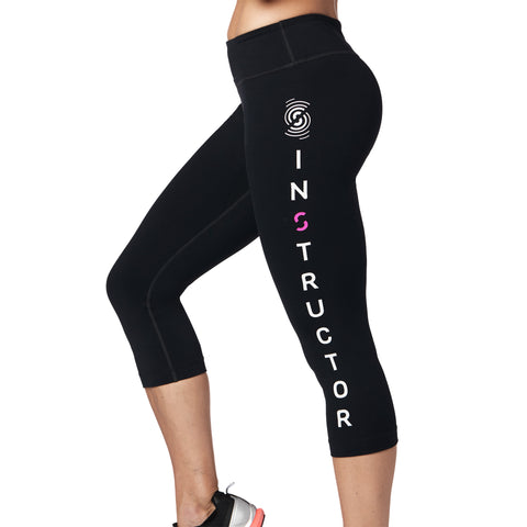 Strong By Zumba Instructor Capri Leggings