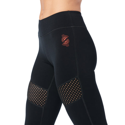Squat Sync Sweat Ankle Leggings