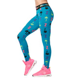 Zumba Original Flow Ankle Leggings