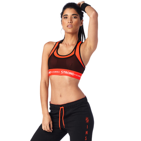 Strong By Zumba Double Layer Bra