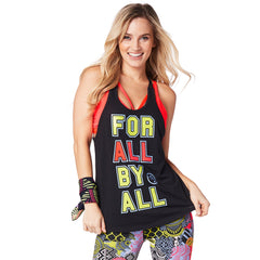 Zumba For All Tank