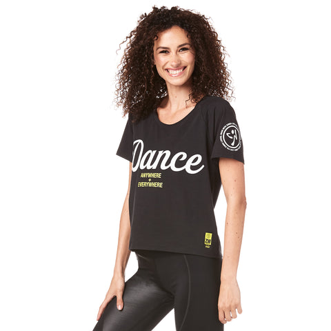 Zumba Everywhere Top