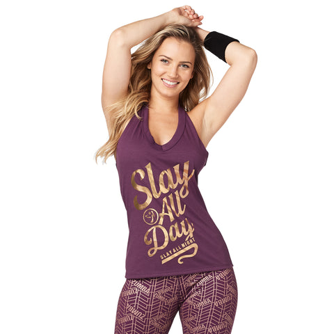 Zumba All Day Halter