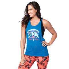 Zumba Mix It Up Bubble Tank