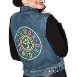 Zumba Original Jacket With Swarovski Crystals