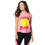 Zumba Everyday Open Back Tank