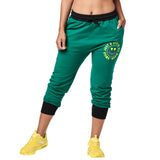 Zumba Smile Men's Capri Sweatpants