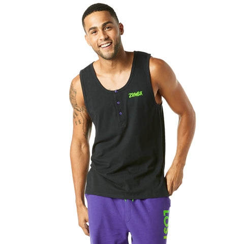 Lost In The Music Mens Tank