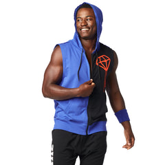Hip Hop Rebel Sleeveless Hoodie