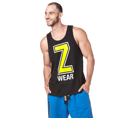 Made With Zumba Love Men's Tank