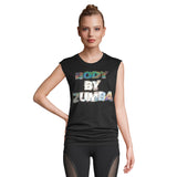 Body By Zumba Muscle Tank