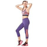 Zumba Peace Capri Leggings
