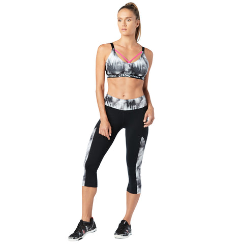 Squat Sync Sweat Capri Leggings