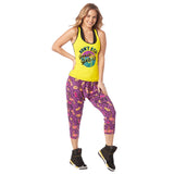 I Want My Zumba Racerback