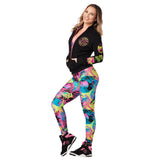Zumba Original Instructor Zip-Up Jacket