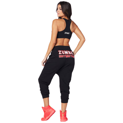 More Zumba Instructor Harem Pants