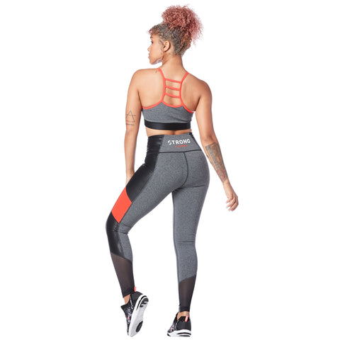Don't Miss a Beat High Waisted Leggings
