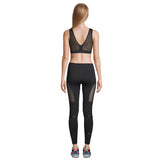 Zumba Power Mesh Ankle Leggings
