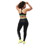 For Zumba Lovers Ankle Leggings