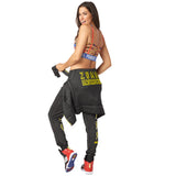 Zumba Power Instructor Zip Up Hoodie