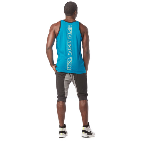 I Want My Zumba Men's Tank