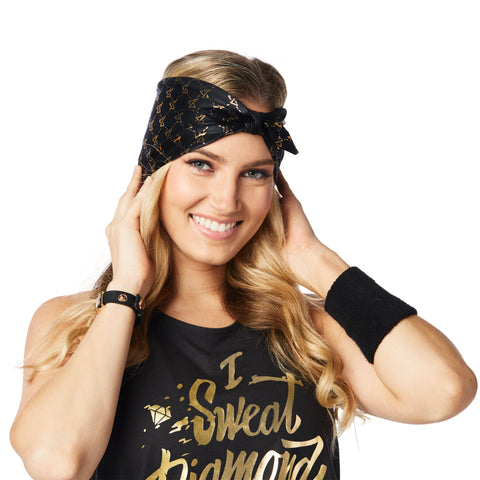 Hip Hop Honey Wide Headband