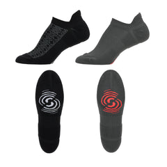 Crushin' It Seamless Socks 2Pk