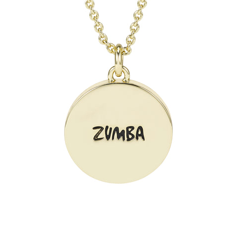 Zumbito Necklace With Swarovski Crystals