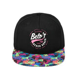 Beto's Beach Shack Snapback Hat