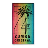 Zumba Original Beach Towel